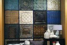 New York ceiling tile