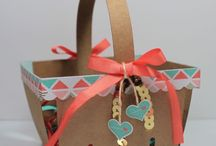 Stampin' Up! - Berry Basket Die / by Rochelle Blok, Independent Stampin'  Up! Demonstrator
