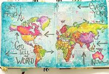 Bible Journaling Inspiration