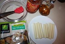 Raising healthy Boys (snaks/ dessert) /  healthy appetizer bites. all natural. gluten free / by Cristina Bennett