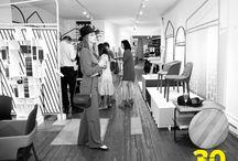 30th anniversary retrospect, Casamania NY showroom