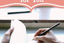 How to start journaling - step by step plan / Want to learn how to start a journal? This board helps you to understand why journaling is a good idea and what the best way to start a journaling routine is.