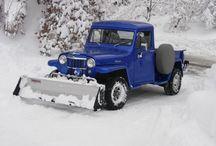 jeep snowplow