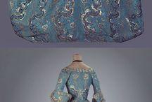 various ancient dresses