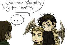 Dastiel & Supernatural
