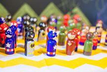 Superhero Party Ideas / ❤ ❤ ❤   For Birthday Party Ideas : www.birthdaypartyideas4u.com  ❤ ❤ ❤   For  FREE Printable Games, Decorations : www.magicalprintable.com/freebies  ❤ ❤ ❤