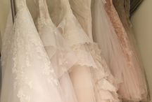 l'abito da sposa in gruccetta