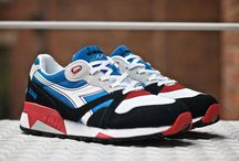 Diadora N9000 Colorways / 22 Cleanest Diadora N9000 Colorways [and Release Dates]