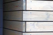 Elewacja drewno