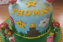 Mario Theme Birthday