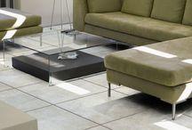 Cement - Concrete - Cast / Cement look ceramic tiles