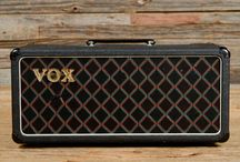 Vox / Vox versterkers en speakers