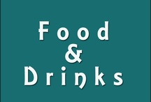 Food & Drinks / This is just a divider for my food and drink boards!