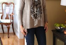 Outfits to Wear when Your Over 40 / by Stacey Humphrey