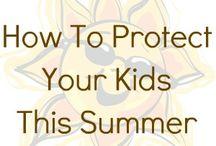 Sun Safety Tips / Stay sun safe!!