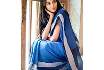 My first love.. Saree