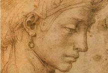 Drawings: Michelangelo