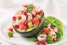 Avocat / Bourré d'antioxydants, l'avocat insuffle un vent de fraîcheur aux plats les plus fins! Voici des suggestions pour vous inspirer!