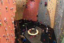 Indoor climb