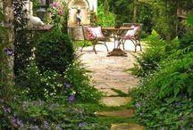 Jardines con encanto / Charming gardens