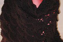 Crochet mis trabajos / Labores de crochet