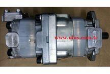 Komatsu Loader Hydraulic Pumps