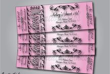 Tickets for toasting