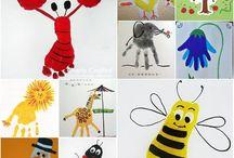 Kézműves - gyereknek - gyerekekkel / by Réka Oláh