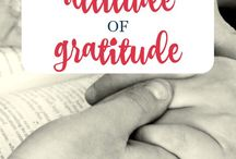 Contentment in Christ / Thankfulness, Grace and Peace