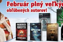 NEW BOOKS (February 2014) / Knižné novinky vo februári 2014. Our new books in february 2014. Updated monthly