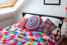 Crochet ideas - blankets / by Erin Byers