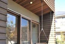 House- balcony