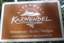 Karwendelgebirge / Mittenwald, Umland & Sehenswürdigkeiten :) / Moin, mir wurde das Karwendelgebirge als Urlaubsgebiet empfohlen und als Urlaubsort Mittenwald.  Ein paar Eindrücke habe ich auf diese Pinnwand getan um zu zeigen was Dad Karwendelgebirge und das Tal zu bieten hat.   Viel Spaß :)