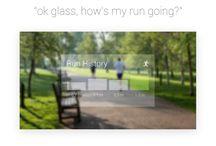 UI - Google Glasses