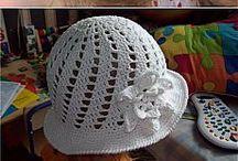 Sombreros niña