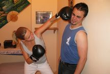 Fighting Girls / boxing, boxen, fighting, wrestling