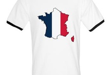 France Flag Map Products
