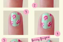 Make-up en nagels