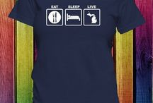 State Tee-Shirts