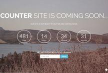 Themes & Templates / Eine Auswahl an schönen Website-Themes und Templates.