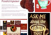 Organo Gold ☕️ / by Alicia Buehler