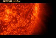 Solar Flares - Filament, CME - Anomalys