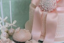 Lace / Cakes and cupcake inspiration