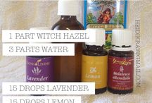 Essential oils for Dandruff Relief