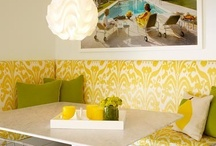 dining room ideas / by Christa Brower