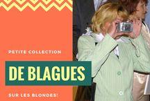 Blague de blonde