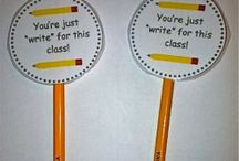 Student welcome gifts