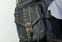 Steampunk Utility Belts / Find us at http://www.meetup.com/ABQ-Steampunk-Society/ And on our forum at http://abqsteampunksociety.boards.net/