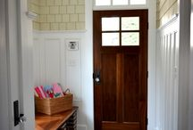 Entryway and Mudroom Style