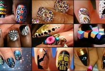 Nails Nails Nails / by Caroline Vasso